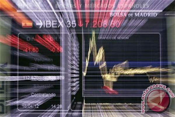 Indeks IBEX-35 Spanyol ditutup turun 0,94 persen