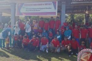 Ribuan Karyawan Astra Grup Peringati Hari Buruh