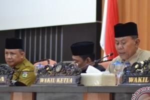 DPRD Kota Palu Tutup Sidang Caturwulan I