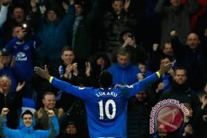 Lukaku pencetak gol terbanyak Liga Inggris