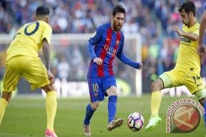 Cetak 35 gol, Messi top skorer Liga Spanyol