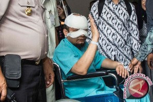 Dokter pertimbangkan operasi mata kiri Novel Baswedan