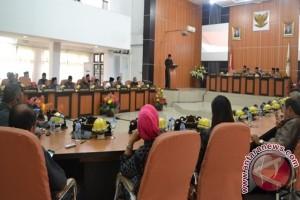 DPRD Kota Palu Buka Sidang Cawu II-2017