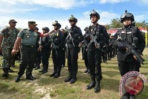 3.883 Personel Amankan Kedatangan Presiden Di Palu