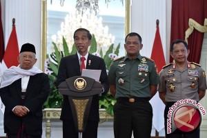 Presiden perintahkan tindak tegas pengganggu persatuan