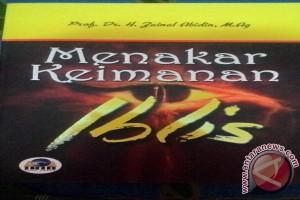 Buku Menakar Keimanan Iblis Karya Zainal Abidin Dibedah