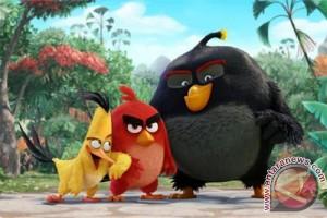 """Film sekuel """"Angry Birds"""" akan dirilis 2019"""