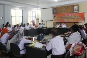 Humas Sulteng Gelar Workshop PPID di Tolitoli