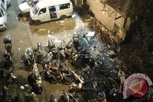 Bom Kampung Melayu - Polisi paparkan kronologi ledakan
