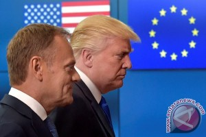 Merkel balas umpatan Trump