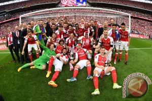Arsenal Menjuarai Piala FA 2017