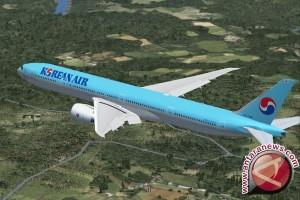 Korean Air siap terbang ke Lombok