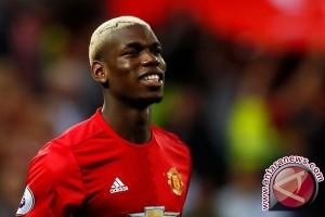Mourinho tidak yakin dapat mainkan Pogba saat lawan Sevilla