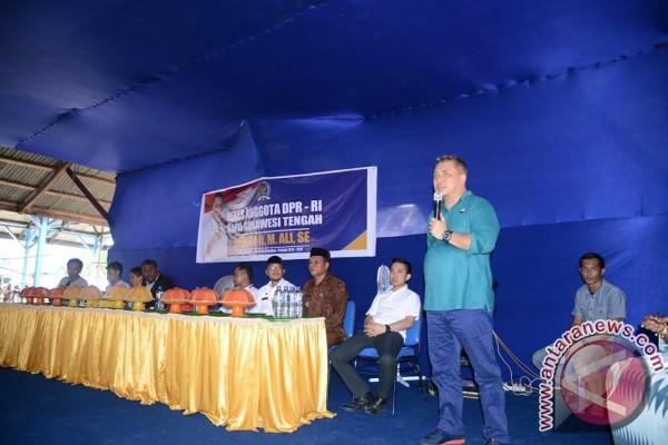 Anggota DPR-RI : Pemkab Toli-toli Kurang Serius Tanggulangi Banjir