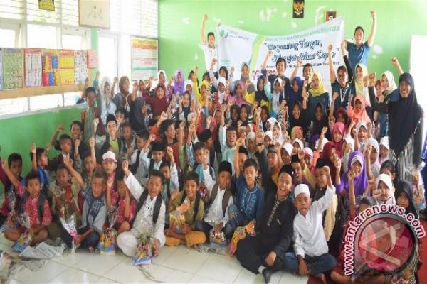'BPJS Ketenagakerjaan mengajar' disambut antusias SDN Donggala Kodi