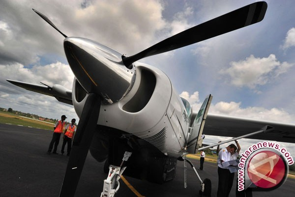 Pesawat terbang Susi Air ditembak pihak tidak diketahui