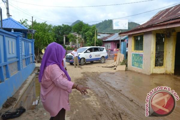 Pemkab Tolitoli Diminta  Cegah Penyakit  Pascabanjir