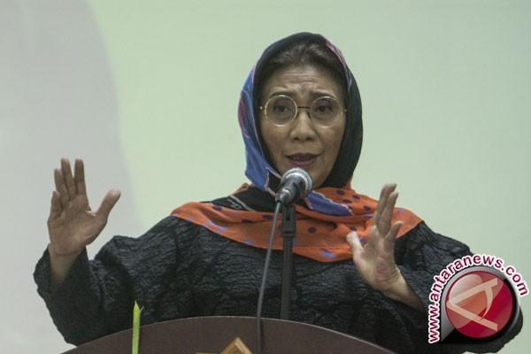 Imbauan Menteri Susi untuk menu Lebaran tidak jauh dari ikan