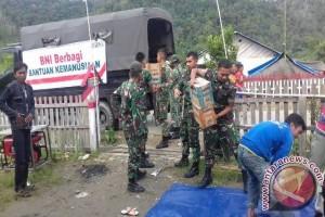 Satgas Tinombala Poso dikerahkan bantu korban gempa
