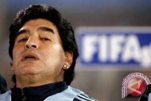 Maradona ingin kembali melatih Timnas Argentina