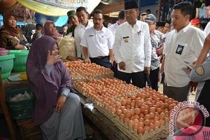 Harga telur di Palu merangkak naik
