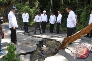 Bina Marga Sulteng segera tangani jalan rusak akibat gempa