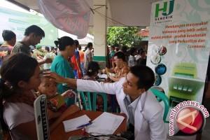 Dinkes Sediakan Empat Posko Kesehatan Korban Banjir