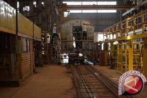 INKA selesaikan pengerjaan 66 kereta angkutan Lebaran