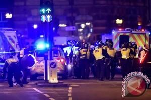 Pelaku penyerangan di London pakai rompi bom palsu