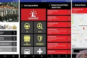 """Polres Palu Kampanyekan Aplikasi """"Polisiku"""""""