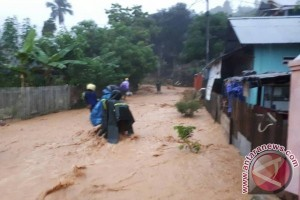 Tolitoli kembali dilanda banjir bandang