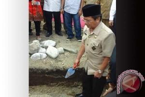 Pembangunan Gedung Baru Bank Sulteng