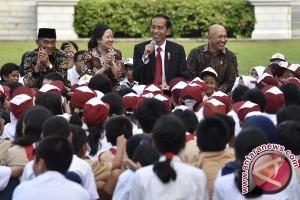 Presiden tak ingin ada anak putus sekolah