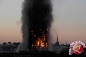 Kian banyak korban tewas akibat kebakaran apartemen London