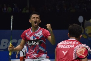 Tiga wakil RI ke semifinal Indonesia Terbuka 2017