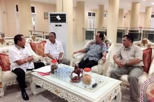 Tim Seleksi Sekprov Sampaikan Hasil Ke Gubernur