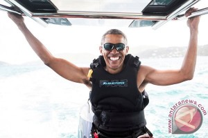 Obama dan keluarga libur lima hari di Ubud Bali