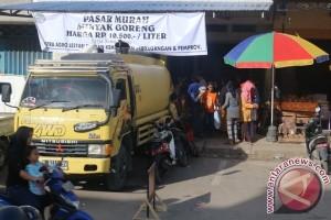 TSL Operasi Pasar Minyak Goreng Di Palu