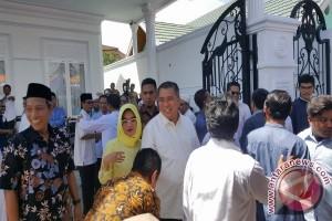 Ribuan Warga Hadiri Open House Ketua Nasdem Sulteng