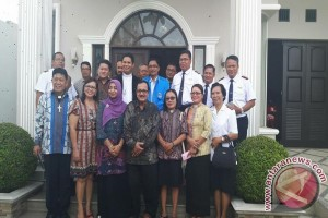 Pimpinan Gereja Se-Kabupaten Sigi Silaturahmi Dengan Rektor IAIN