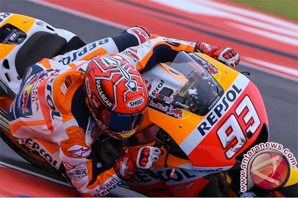 Klasemen MotoGP, Marquez toreh 224 poin