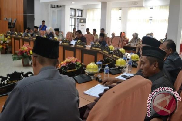 Pansus Penyertaan Modal DPRD Palu Laporkan Hasil Kerja