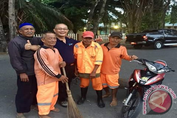 Pemkot Palu Asuransikan 275 Petugas Kebersihan