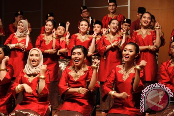 Paduan suara Paragita ikuti kompetisi tingkat dunia di Spanyol