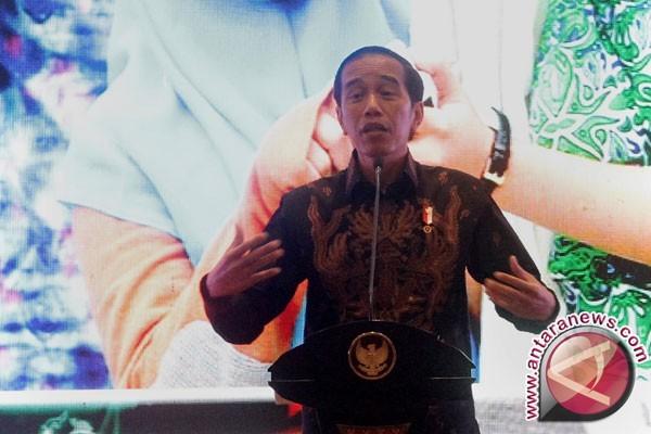 Presiden Jokowi berharap Indonesia bebas campak pada 2020