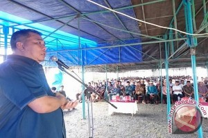 Legislator Perkuat Nasionalisme Warga Lewat Open House
