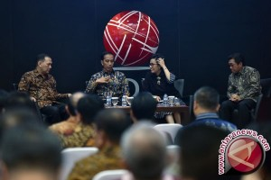 Presiden Jokowi optimistis modal masuk lebih banyak pada 2018