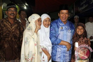 Gubernur  : Budaya Kaili Junjung Tinggi Perbedaan