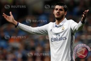 Chelsea sepakat datangkan Morata dari Real Madrid