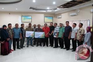 BPJS Ketenagakerjaan Buol serahkan santunan kematian Rp93 juta
